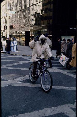 Frostybiking